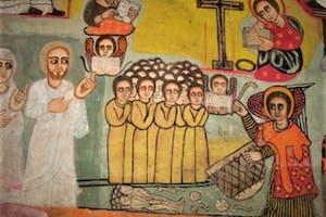 Bahir  Dar Mural