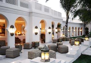 Baraza  Hotel And  Resort Seating Area