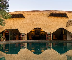 Bayete Guest Lodge Pool