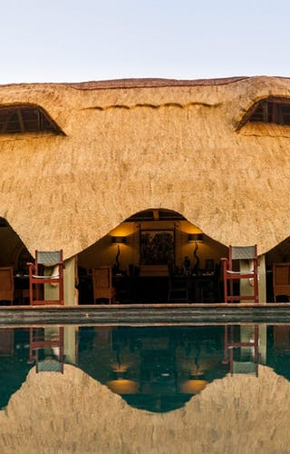 Bayete Guest Lodge Pool