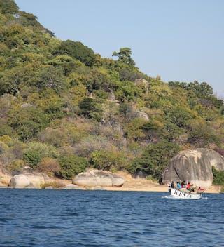 Beautiful Lake Malawi Shores