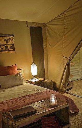 Bedroom Enkewa Camp
