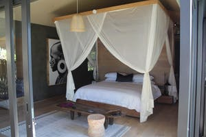Bedroom  Thorntree  River  Lodge