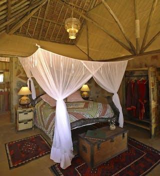 Bedroom At Saruni Camp