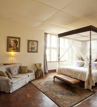 Bettys Room At Giraffe Manor