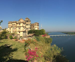 Bhainsrorgarh Fort By The River