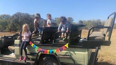 Birthday Safari At Kuthengo Camp Liwonde