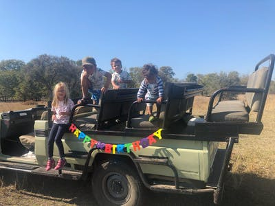 Birthday Safari At Kuthengo Camp Liwonde
