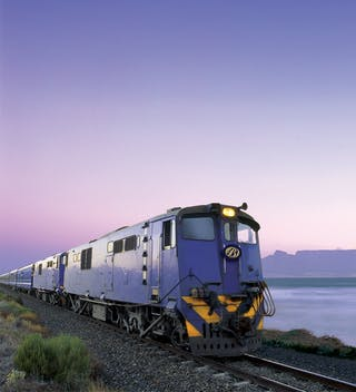 Blue Train  Image