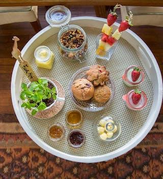 Breakfast Treats At Giraffe Manor