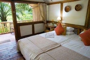 Buhoma  Lodge Room