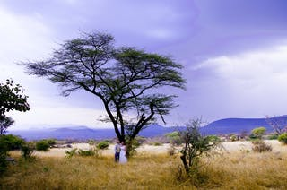 Bush Wedding At Saruni Samburu