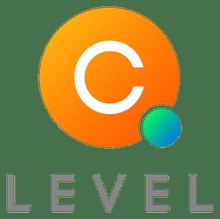 C Level White Background