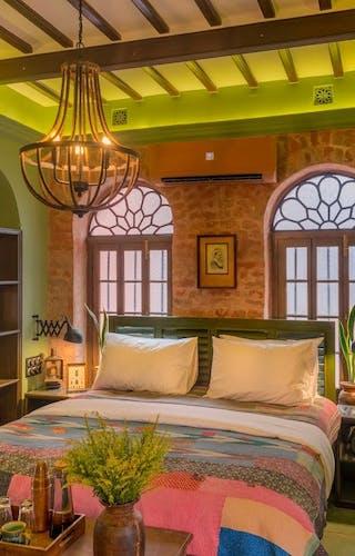 Calcutta Bungalow Sahibpara Room