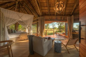 Camp Moremi Suite Interior