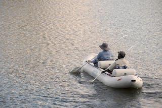 Canoeing On The Zambezi Thorntree River Lodge