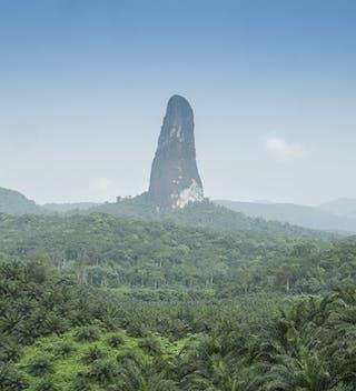 Cao Grande In Sao Tome Copy