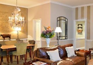 Cape Grace Two Bed Suite Lounge