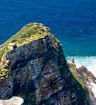 Cape Point Near Cape Town