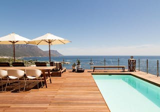 Cape View Clifton Pool Deck