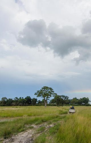 Caprivi Strip Views