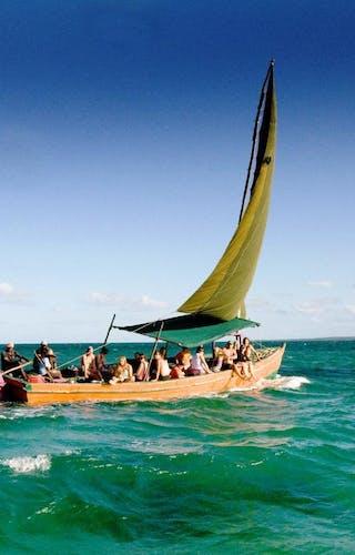 Casa Rex Dhow Sailing
