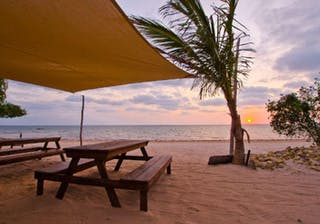 Casbah Beach Bar Vilanculos