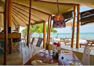 Casbah Beach Restaurant And Bar In Vilanculos