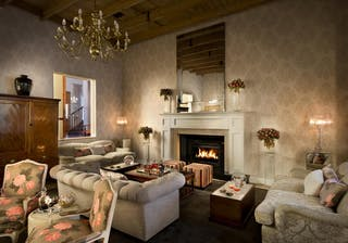 Cellars Hohenort Lounge