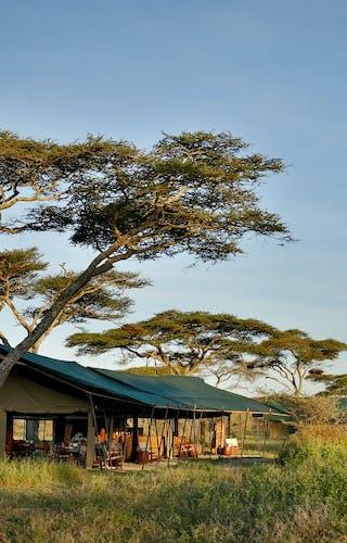 Chaka Camp Mobile Surroundings