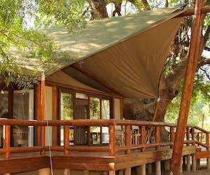 Chalet Exterior Tuli Lodge