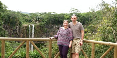 Chamarel Waterfall 3