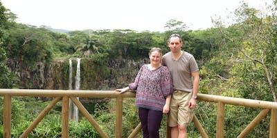 Chamarel Waterfall 3