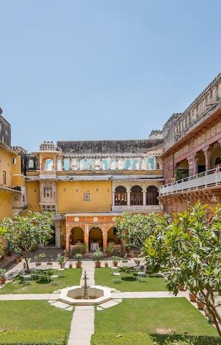 Chanoud Garh Gardens