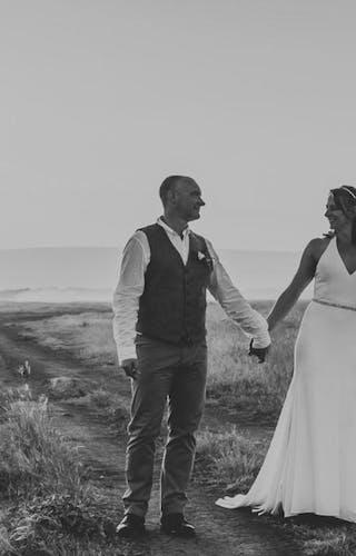 Cheka Newly Weds In Savannah