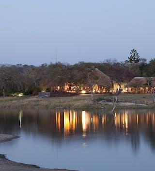 Chitwa Chitwa Lodge View Copy