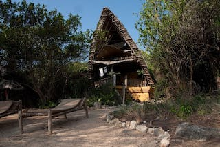 Chumbe Private Island Lodge