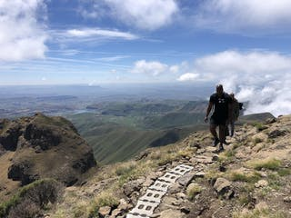 Climbing To 3000M Above Sea Level