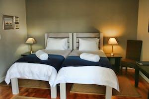Cornerstone Guesthouse Bedroom
