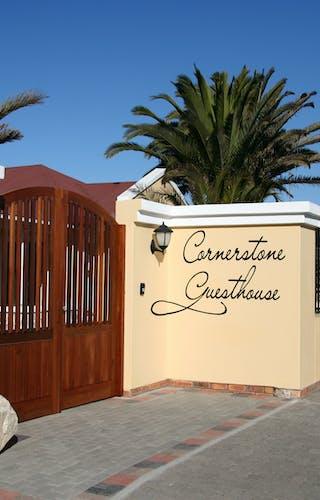 Cornerstone Guesthouse Main