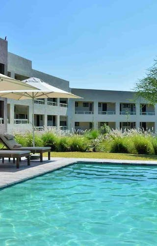 Cresta Maun Swimming Pool