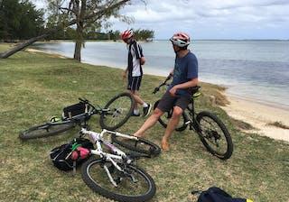 Cycling Around Mauritius