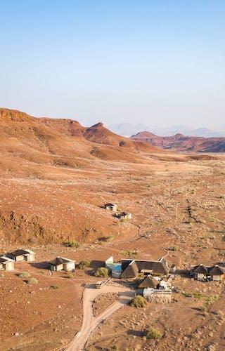 Damaraland Camp Main View