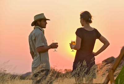 Damaraland Sundowners  Margo