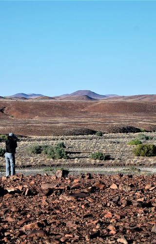 Damaraland Walking And Landscape  Margo