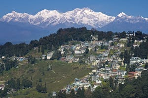 Darjeeling Mountain Views
