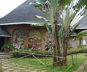 Dedza Pottery Lodge Exterior