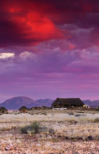 Desert Homestead Main View