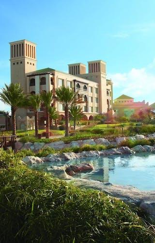 Desert Islands Resort Exterior
