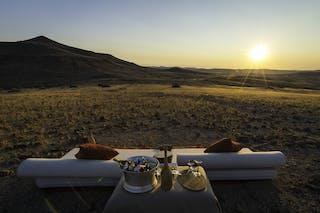 Desert Rhino Camp Sundowner